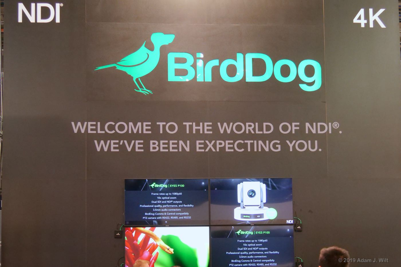 In the early days of DV, we had DV converter boxes from Sony, Miranda, and Convergent Design. Today, BirdDog is providing NDI converter boxes.