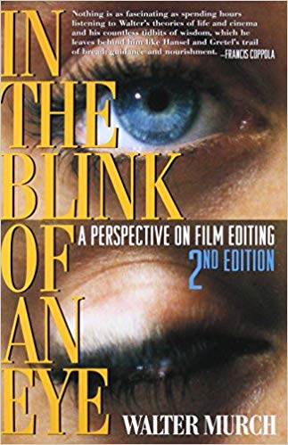 "The cover of ""In the Blink of an Eye"" by Walter Murch"