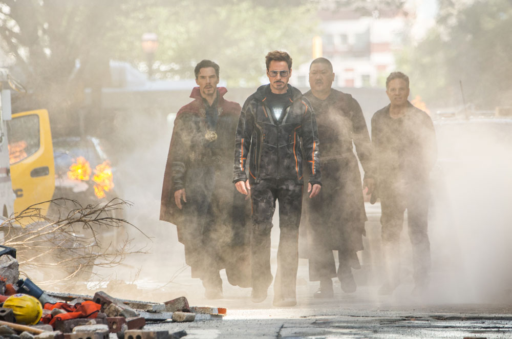 ART OF THE CUT with Avengers - Infinity War editor, Jeffrey Ford, ACE 24