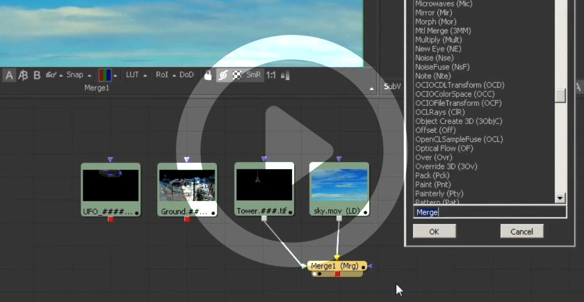 Learn the Fusion page in Resolve: in 20 minutes 3