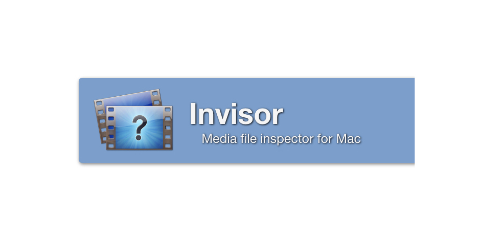 Review: Invisor media file inspector for macOS 1