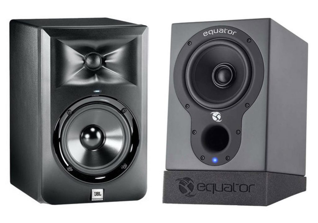 Holiday Deals: JBL LSR305 & Equator Audio D5 Studio Monitors 3