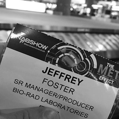 Jeff Foster's NAB Show 2018 Wrap-Up 23
