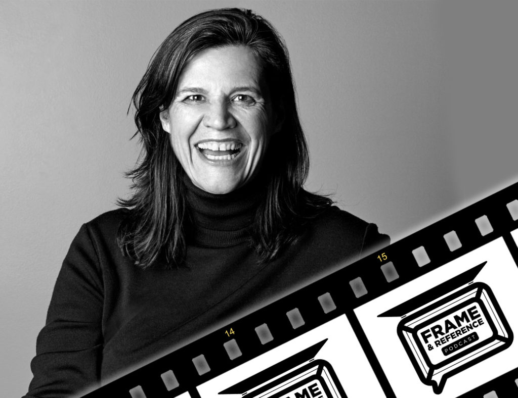 """Kirsten Johnson, Director/DP of """"Dick Johnson is Dead"""" // Frame & Reference Ep. 29 1"""