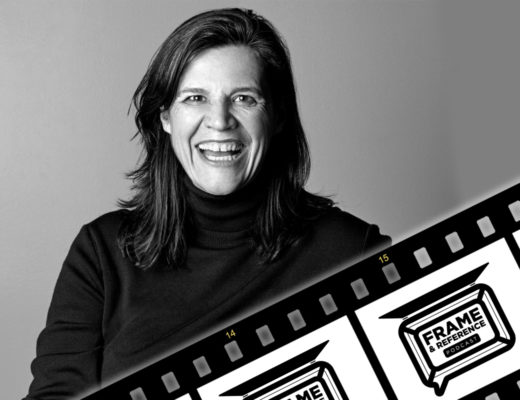 """Kirsten Johnson, Director/DP of """"Dick Johnson is Dead"""" // Frame & Reference Ep. 29 18"""