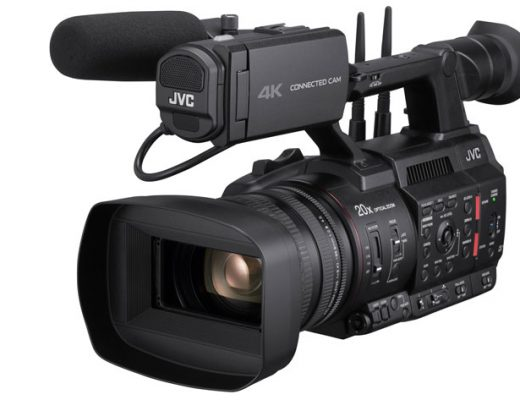 JVC shows CONNECTED CAM STUDIO at CES 2020 and ships new 500 series 9