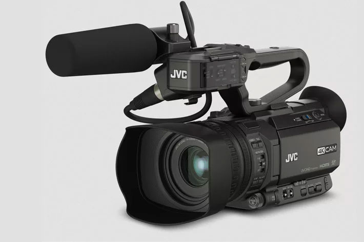 JVC shows CONNECTED CAM STUDIO at CES 2020 and ships new 500 series 10