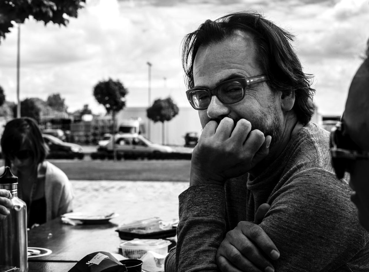 Joe Walker, (photo credit, Michael Legato)