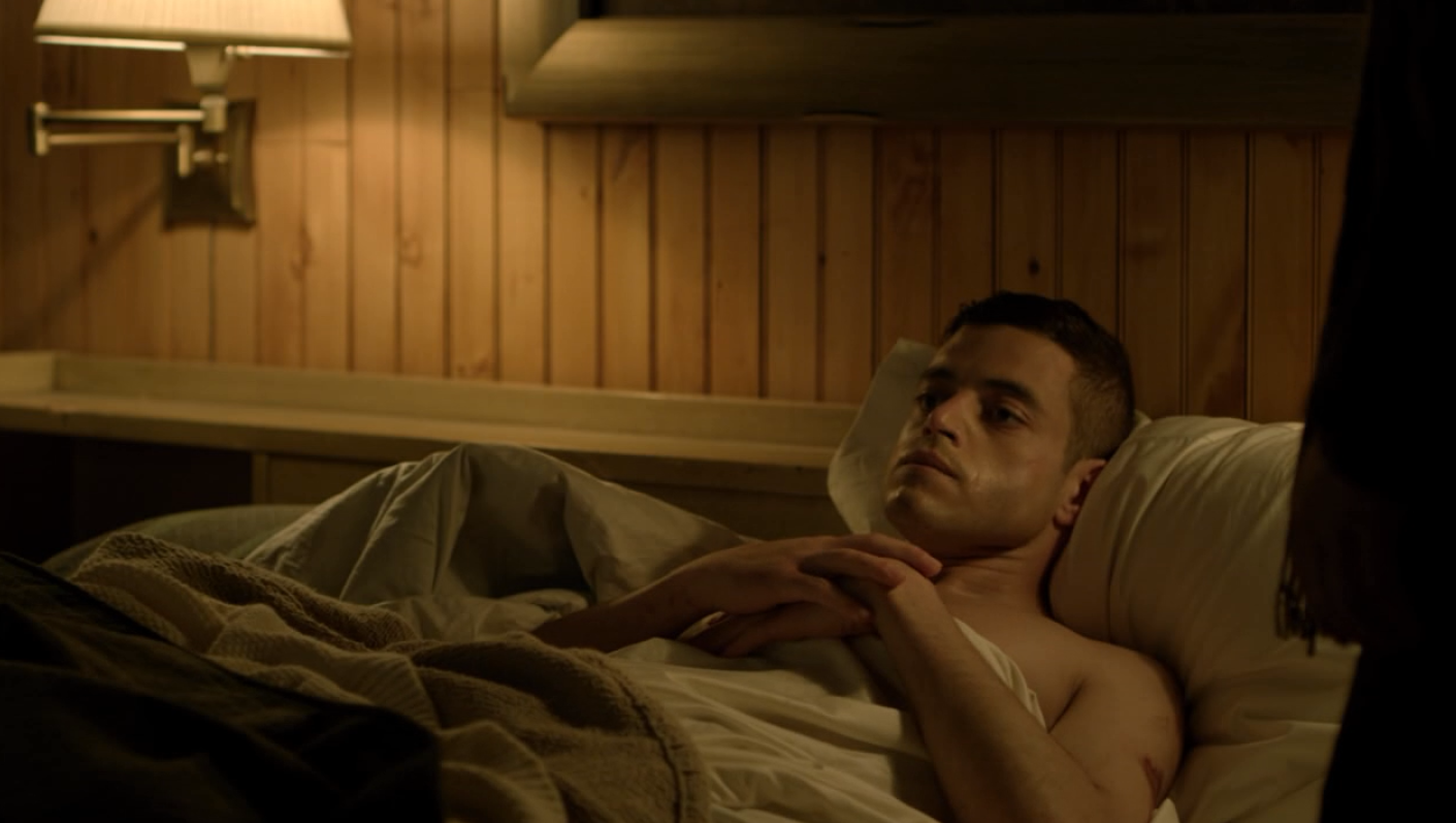 """ART OF THE CUT with """"Mr. Robot"""" editor, Philip Harrison 42"""