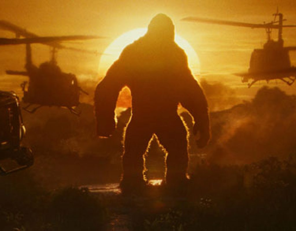 "ART OF THE CUT with ""Kong"" editor, Rick Pearson, ACE 35"