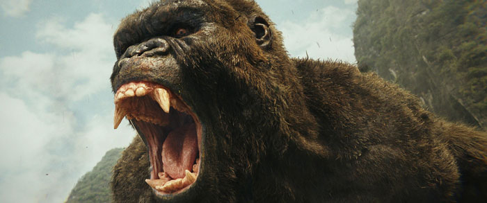 "ART OF THE CUT with ""Kong"" editor, Rick Pearson, ACE 43"