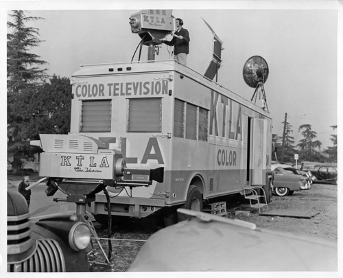 A (Short) Broadcast History of the Tournament of Roses Parade 8