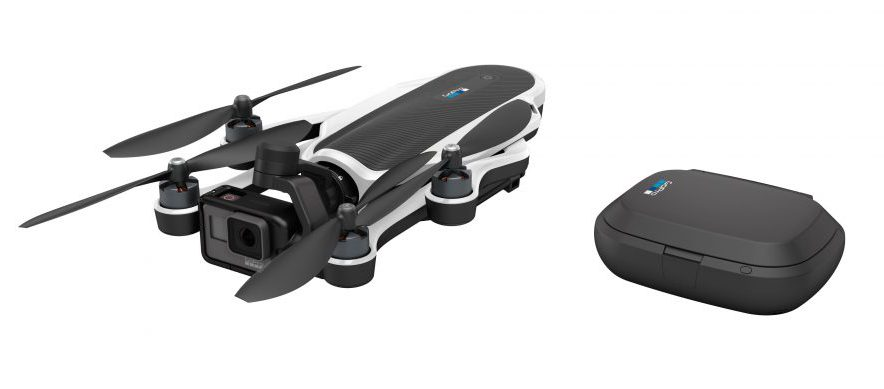 UPDATE: GoPro's Karma Returns 3