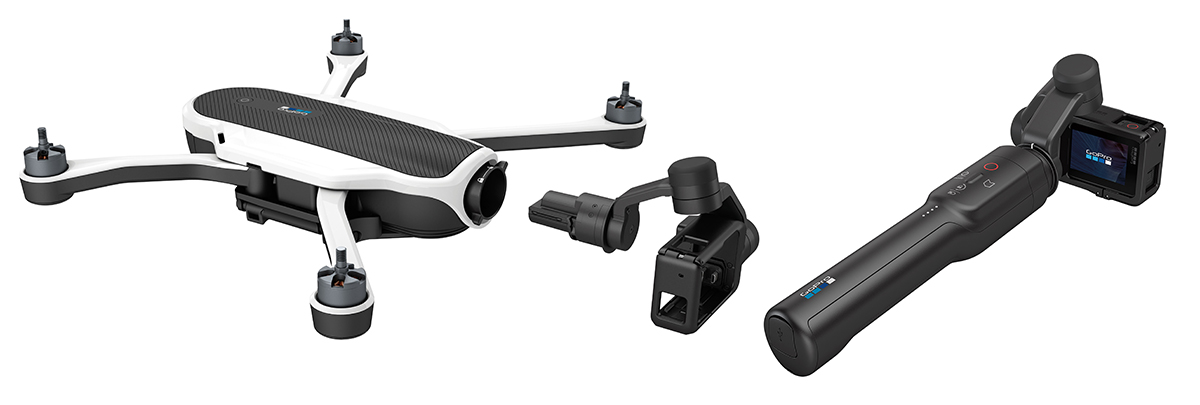 GoPro Karma Drone & Grip Hands-On Review 6