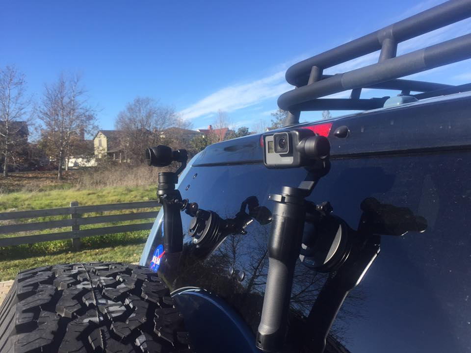 GoPro Karma Drone & Grip Hands-On Review 18
