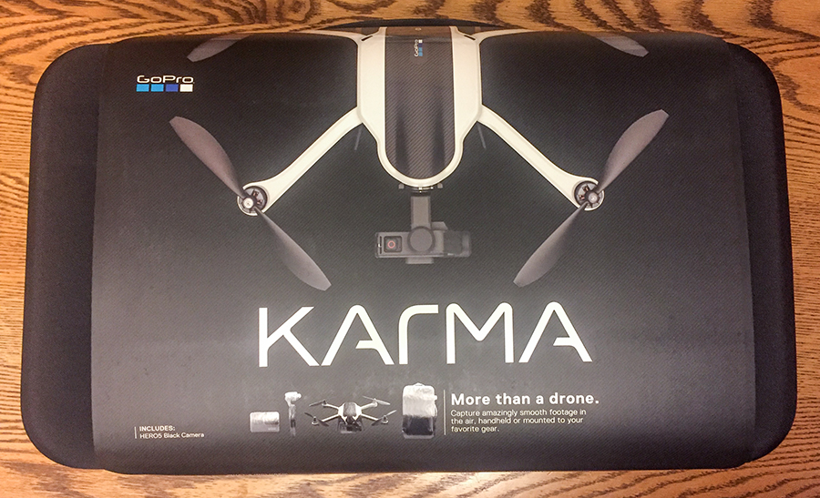 GoPro Karma Drone & Grip Hands-On Review 12