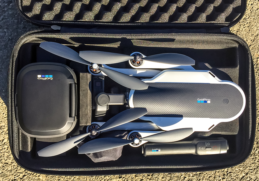 GoPro Karma Drone & Grip Hands-On Review 14