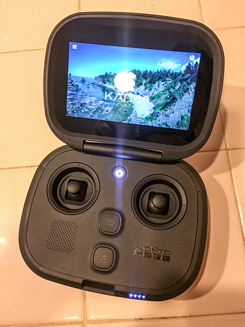 GoPro Karma Drone & Grip Hands-On Review 10