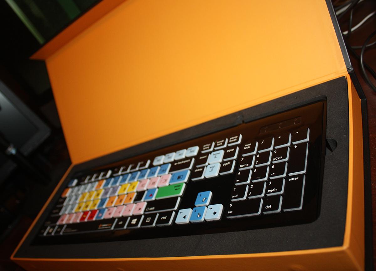 Keyboard Packaging