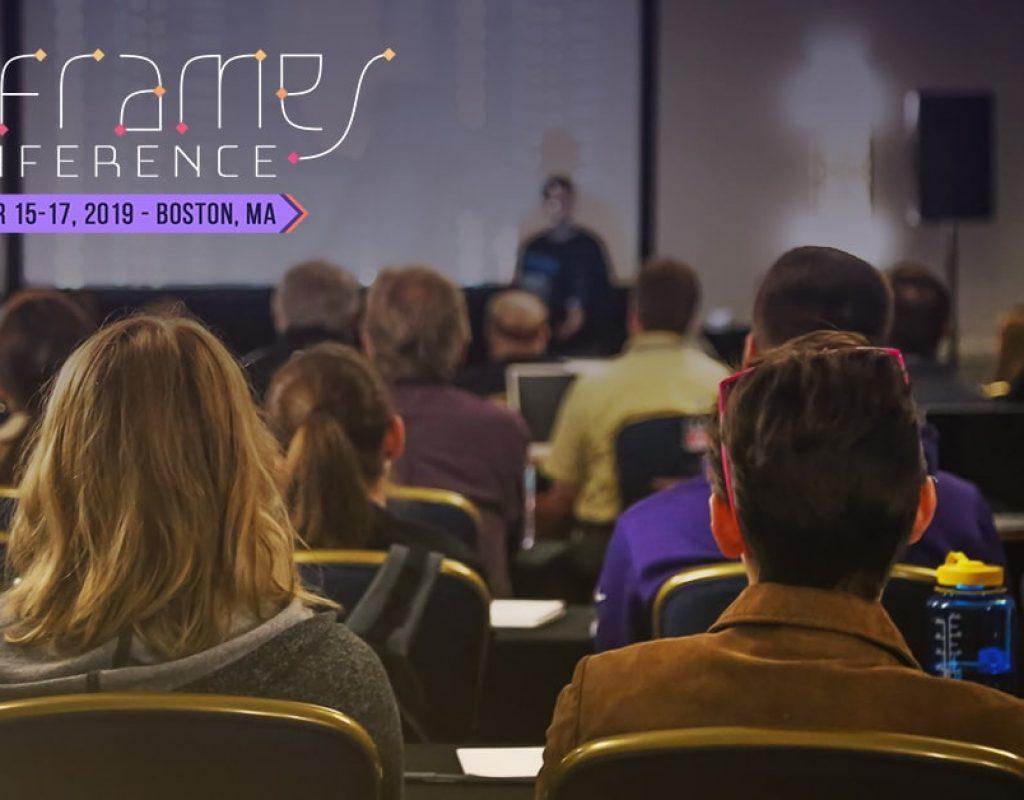 Future Media Concepts Presents Keyframes Conference in Boston, MA 1