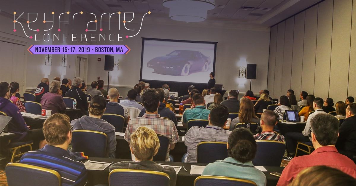Future Media Concepts Presents Keyframes Conference in Boston, MA 10
