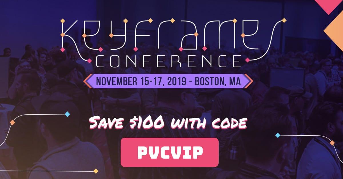 Future Media Concepts Presents Keyframes Conference in Boston, MA 11