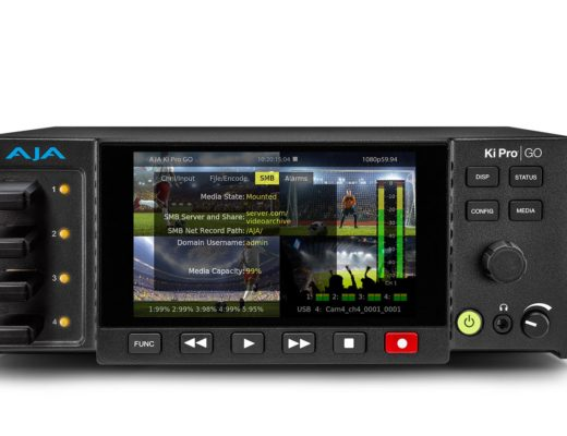 AJA Ki Pro GO v3.0 introduces expanded recording options