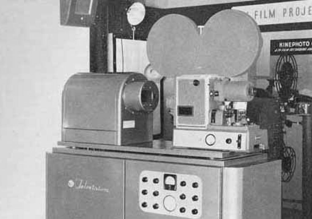 Kinescope Recording - Television's Antique Recording Medium 1