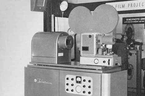 Kinescope Recording - Television's Antique Recording Medium 24