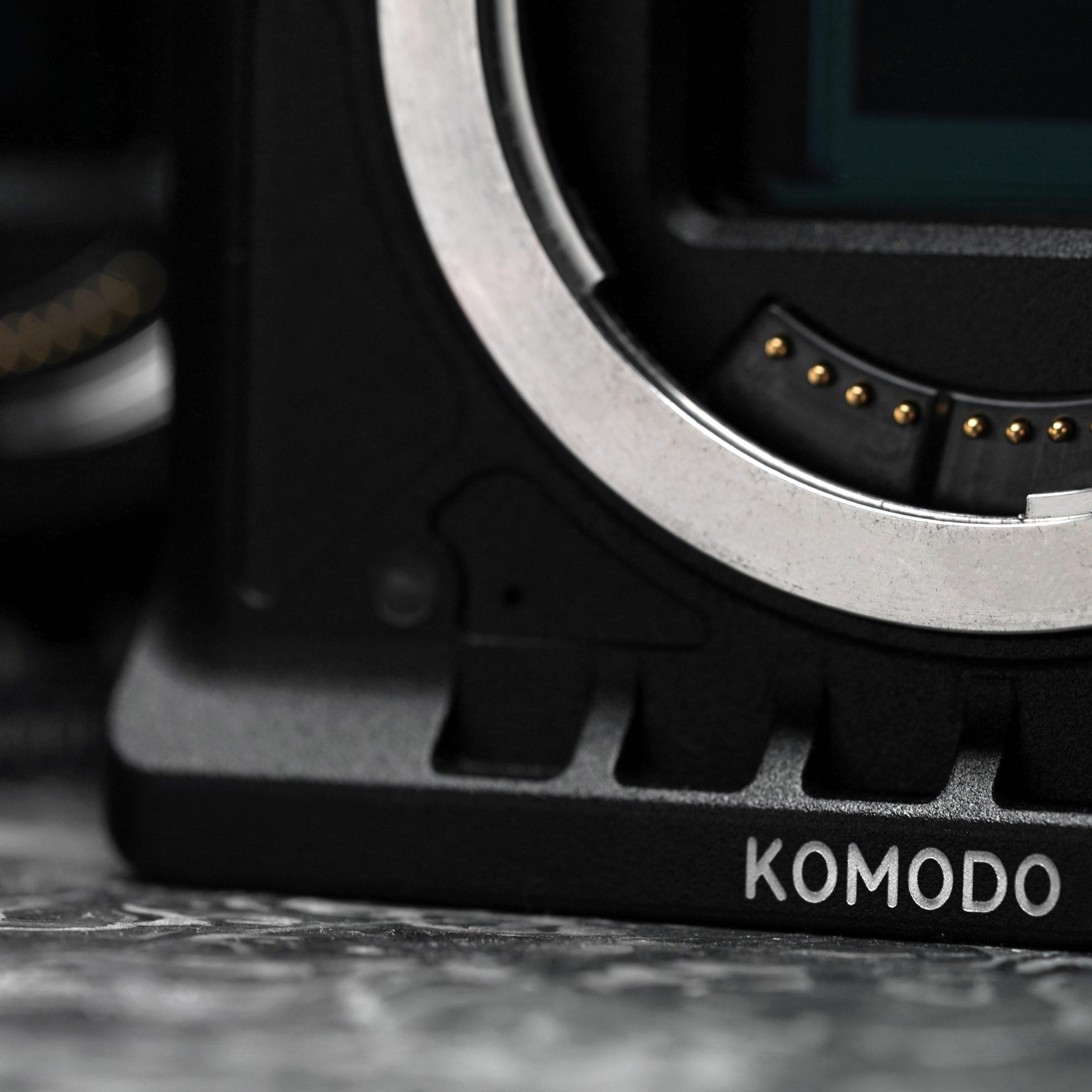 Komodo 1