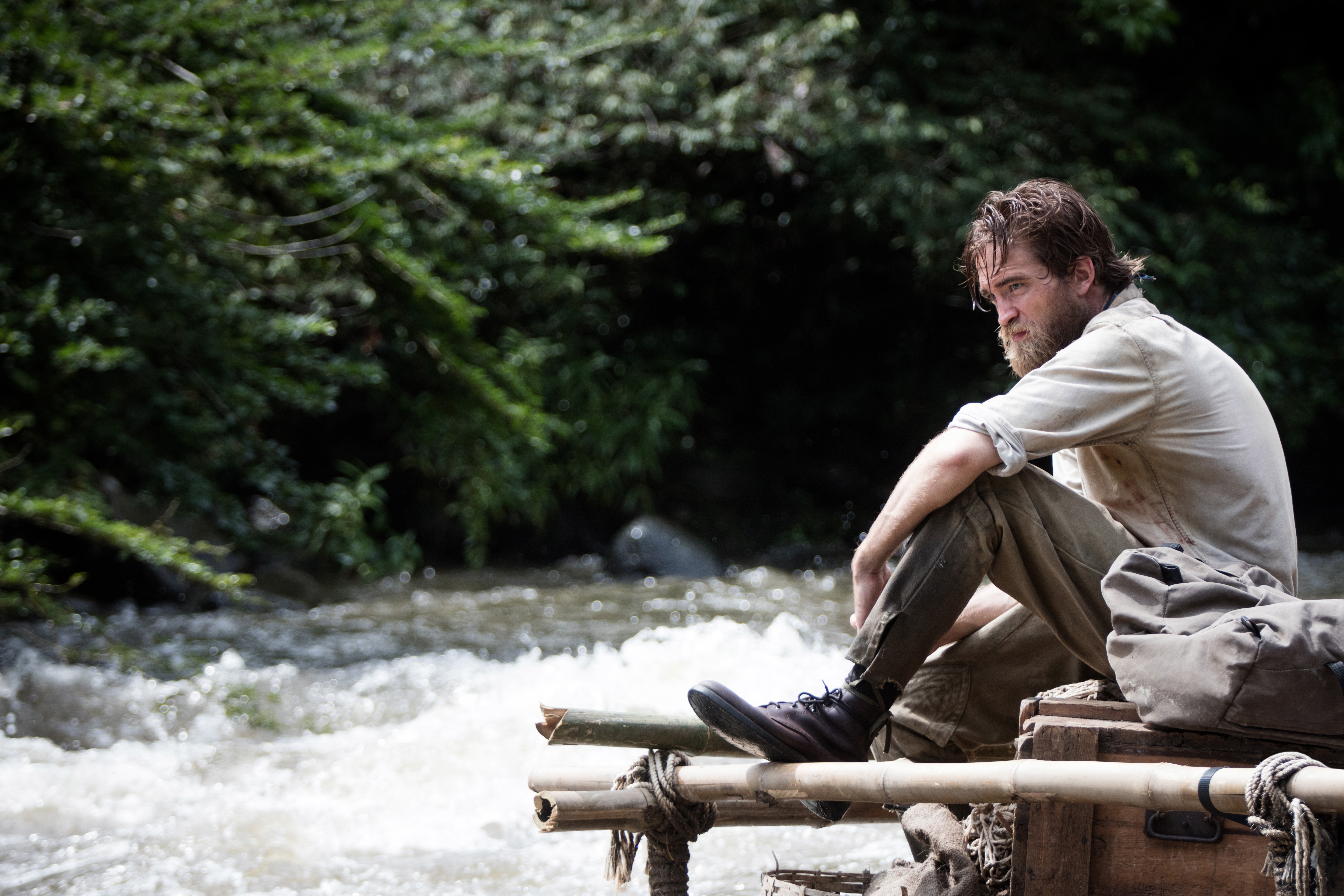 """ART OF THE CUT - editing """"Lost City of Z"""" 34"""