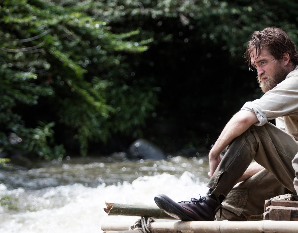 """ART OF THE CUT - editing """"Lost City of Z"""" 29"""
