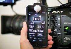 Review: Luxi For All Incident-Metering Photosphere for iOS and Android