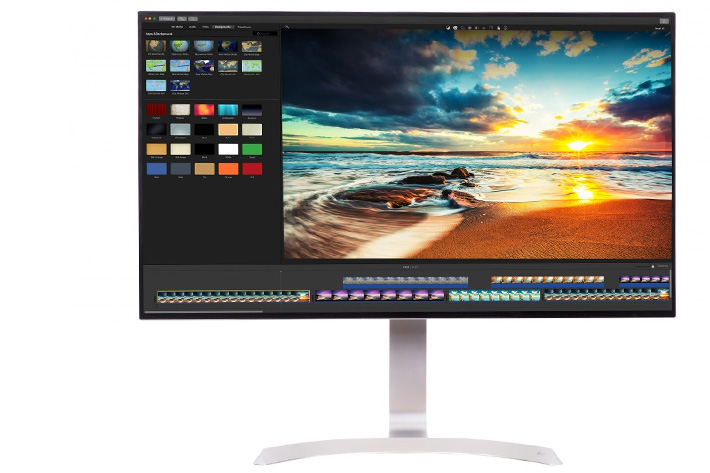 CES 2017: LG's 32 inch HDR monitor