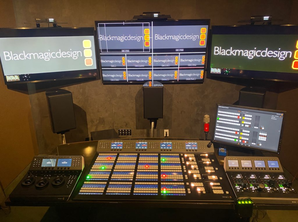 Laurel Canyon Live Uses Ultimatte and ATEM Constellation 8K for Live Streaming Virtual Productions 1