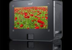 Mamiya Leaf Introduces the Leaf Credo Medium Format Digital Camera Back Platform