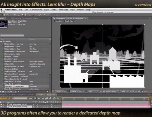 Classic Course: Lens Blur 2