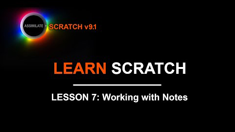 Learn Scratch Lesson 7