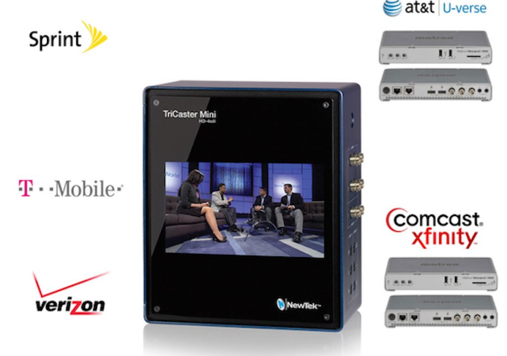 Live streaming essentials from your multicam studio 1