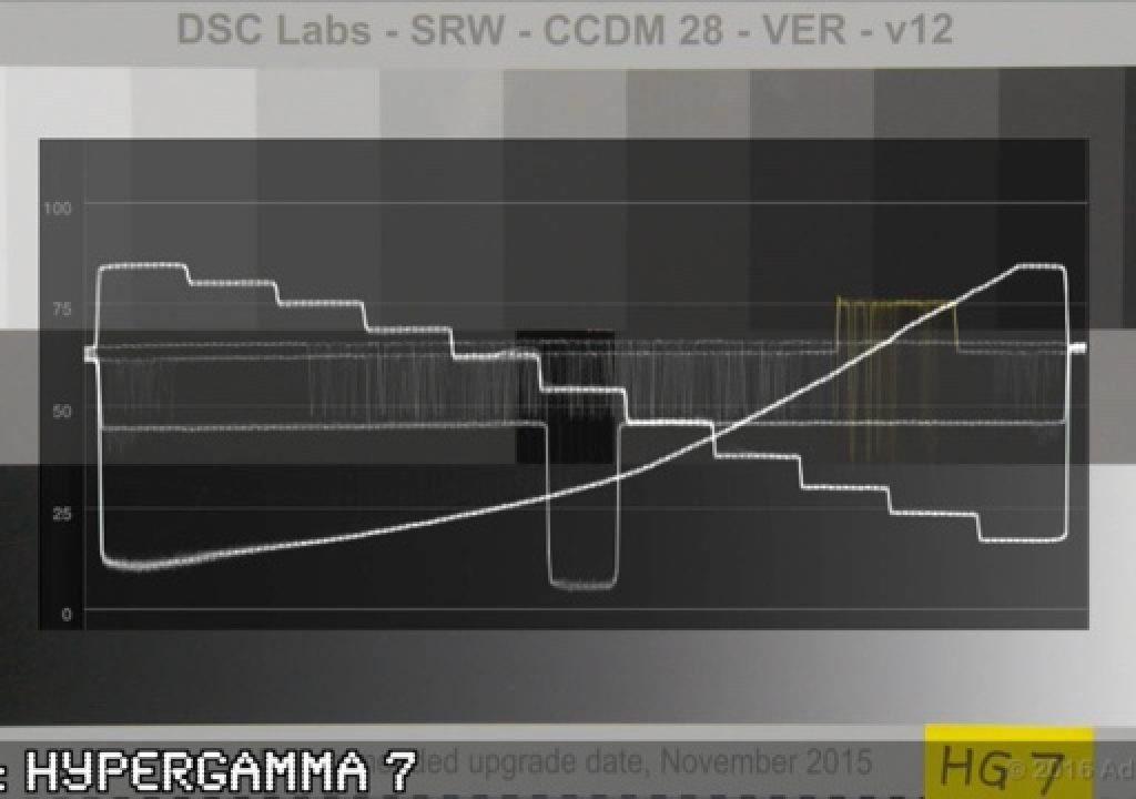 Gamma vs. Log: tonal-scale rendering 1
