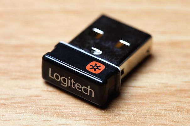 Logitech unifying receiver 605