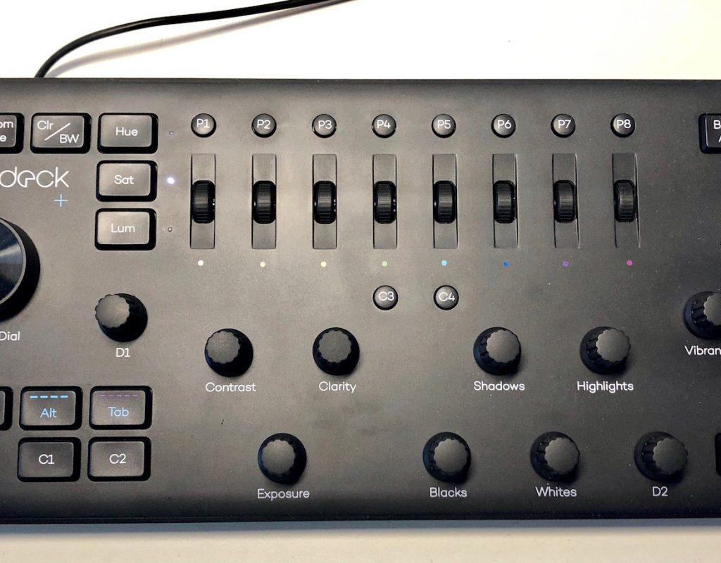 Review: The Loupedeck+ control surface and its Adobe Premiere Pro integration 1