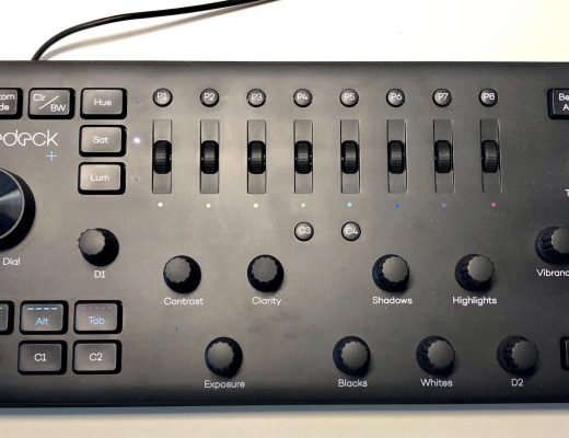 Review: The Loupedeck+ control surface and its Adobe Premiere Pro integration 2