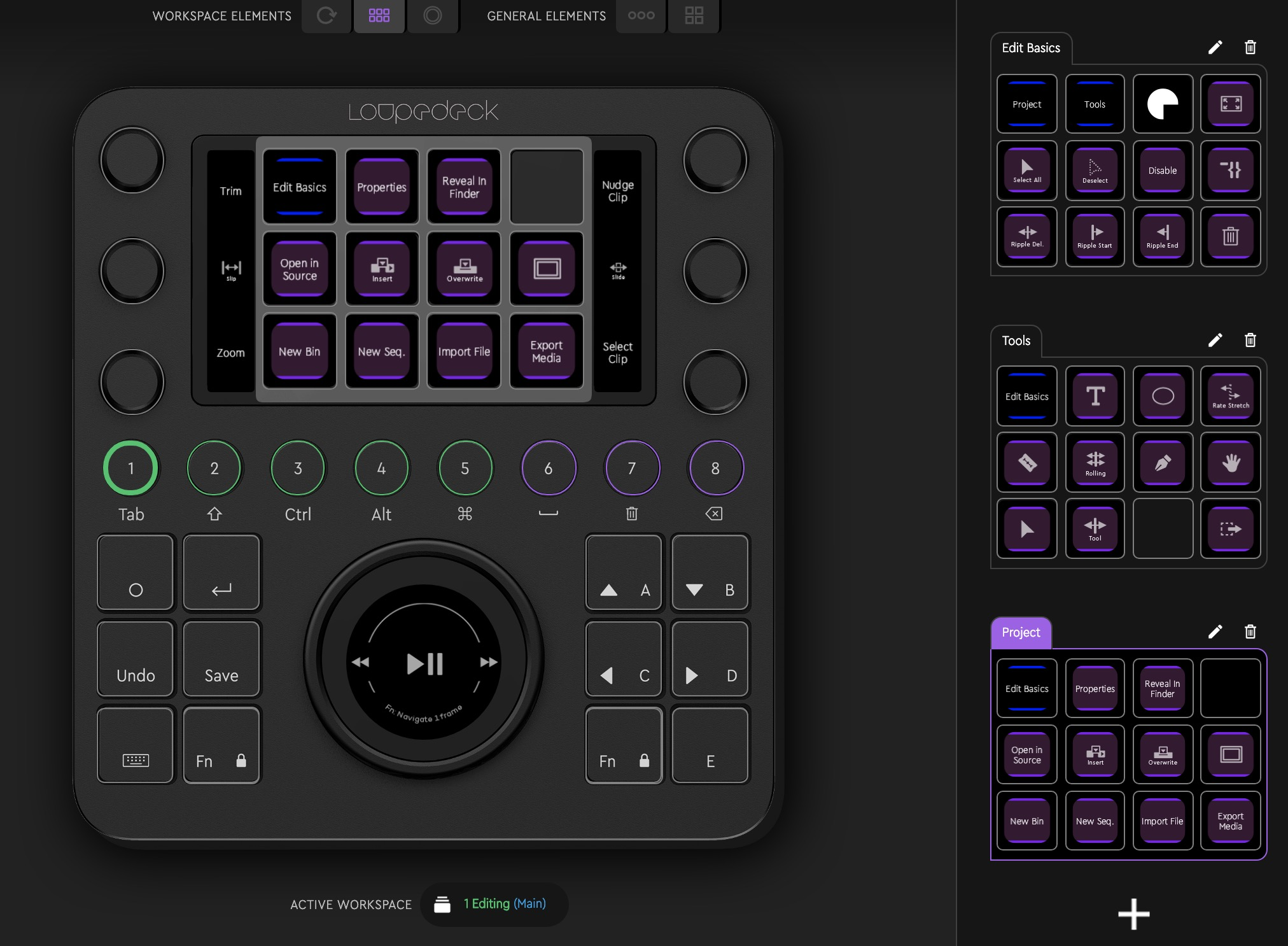 Loupedeck CT Review Part 2: Using the CT with Adobe Premiere Pro 4