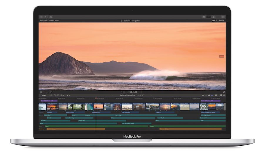 Apple prepares a new Final Cut Pro X update for NAB 2018 12