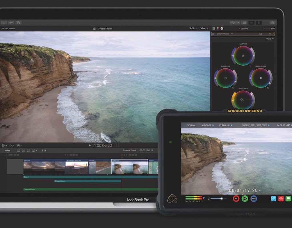 ProRes RAW coming to a number of post-production systems at NAB 2019 8