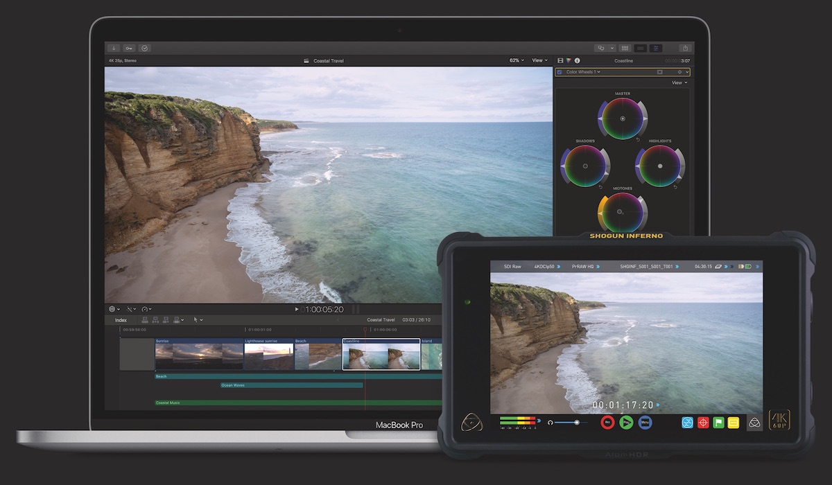 ProRes RAW coming to a number of post-production systems at NAB 2019 12