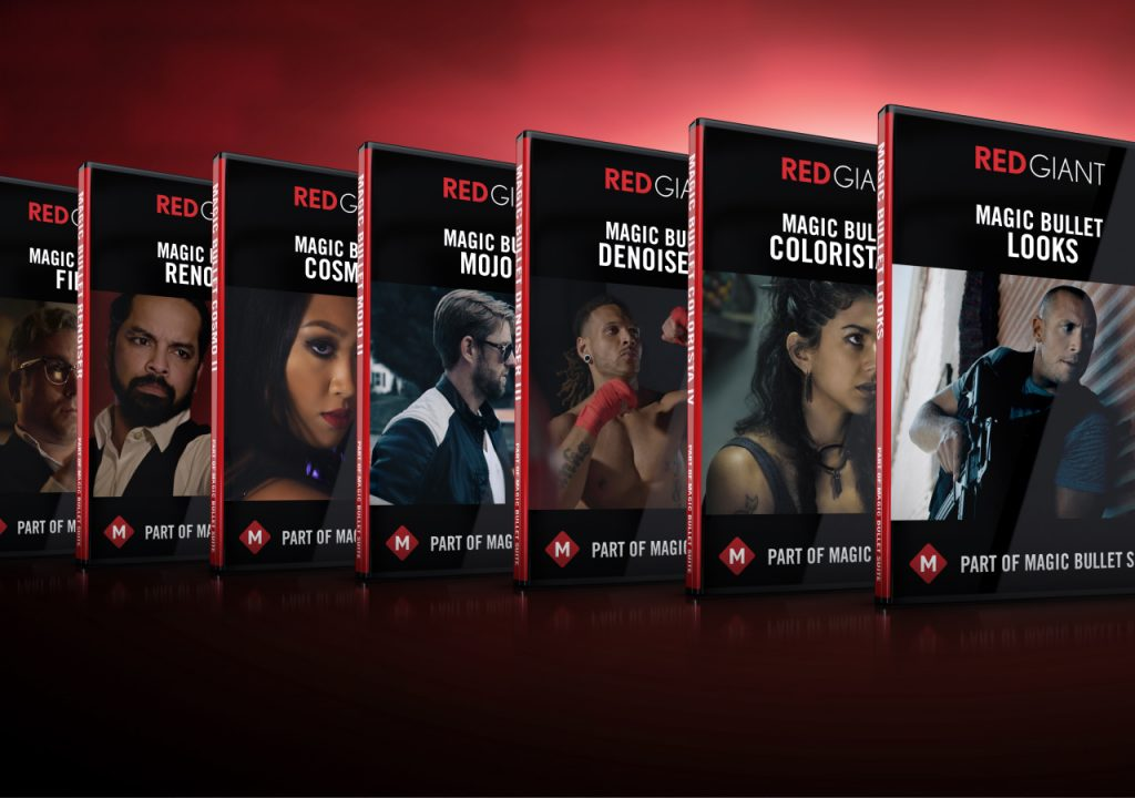 Red Giant releases Magic Bullet Suite 13 5
