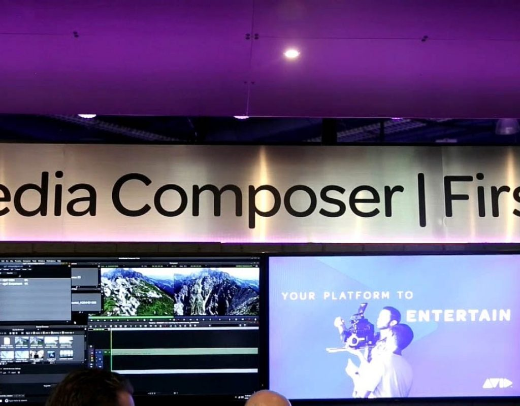 The first 30 days (or so) of Media Composer First 1
