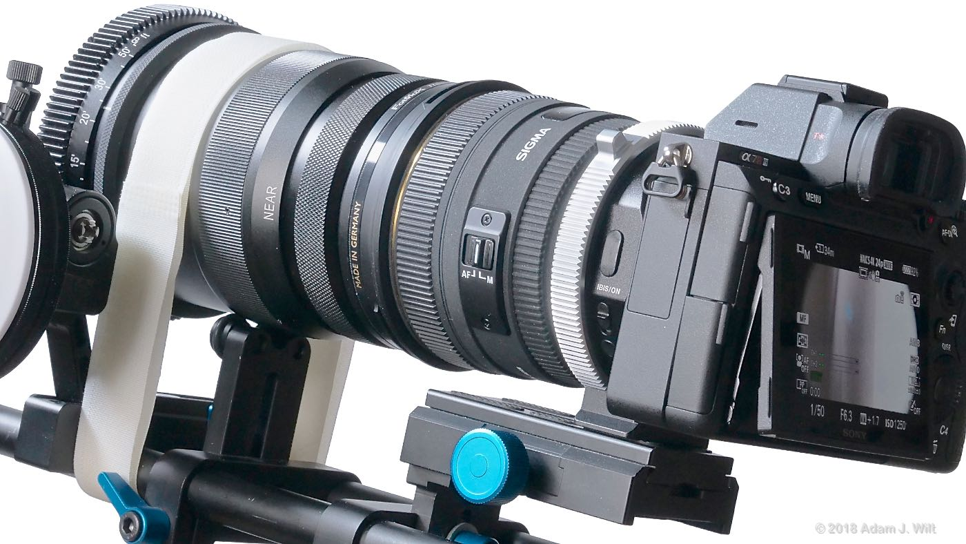 Quick Look: Metabones CINE mount adapters by Adam Wilt - ProVideo